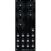 barton bmc015 quad vca/mix, MOTM 2U