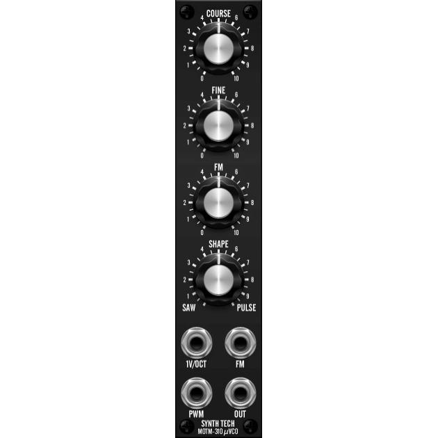 MOTM-310 micro vco (MOTM310MASTER) by synthcube.com